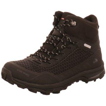 Viking Outdoor Schuh schwarz