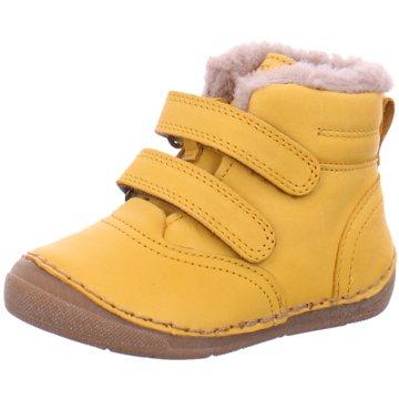 Froddo KlettstiefelPaix Winter gelb