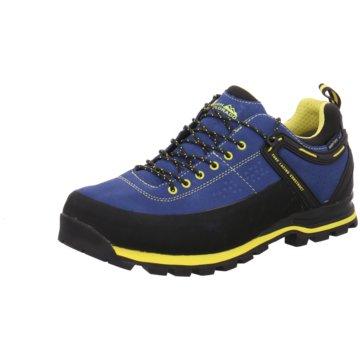 HIGH COLORADO Outdoor SchuhPIZ LOW - 1071799 blau