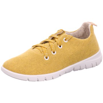 Rohde Sneaker Low gelb