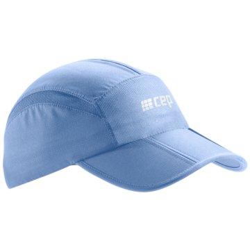 CEP Mützen RUNNING CAP - W0MCC blau