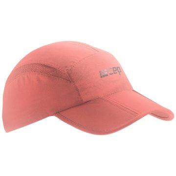 CEP Mützen RUNNING CAP - W0MCC rosa