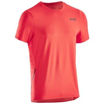 CEP T-Shirts RUN SHIRT - W1135 rot