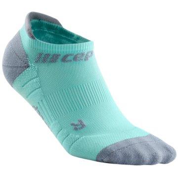 CEP Hohe Socken NO SHOW SOCKS 3.0 - WP46X blau