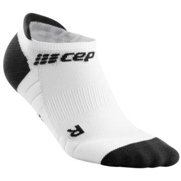 CEP Hohe Socken NO SHOW SOCKS 3.0 - WP56X weiß