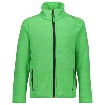 CMP SweatjackenKID JACKET - 30E9704 grün