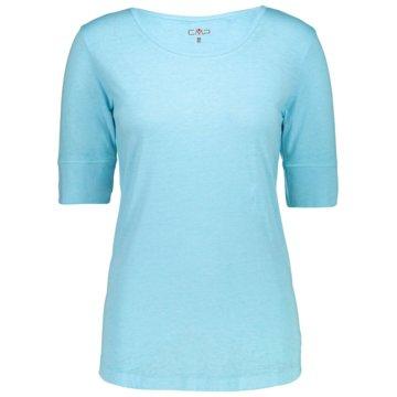 CMP T-ShirtsWOMAN T-SHIRT - 38D8556 blau