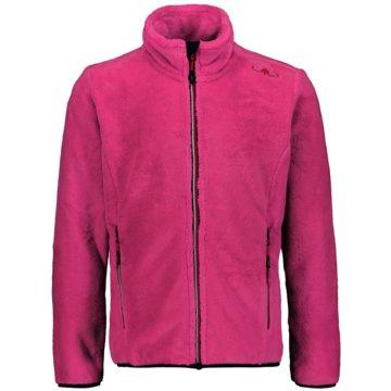 CMP SweatjackenGIRL JACKET - 38P1465 pink