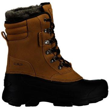CMP Outdoor SchuhKINOS WMN SNOW BOOTS WP 2.0 - 38Q4556 braun