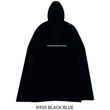CMP RegenjackenJUNIOR RAIN FIX HOOD CAPE - 38X7964 blau