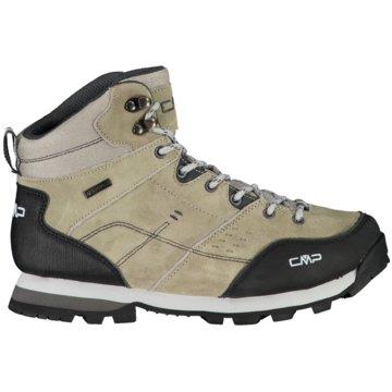 CMP Outdoor SchuhALCOR MID WMN TREKKING SHOE WP - 39Q4906 beige