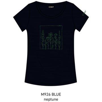 CMP T-ShirtsKID G T-SHIRT - 39T7515 blau