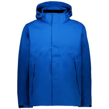CMP FunktionsjackenMAN MID JACKET ZIP HOOD + DETACHABL - 39Z0407D blau