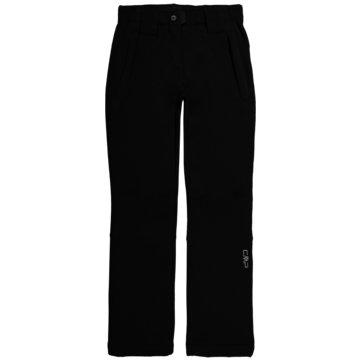 CMP OutdoorhosenGIRL LONG PANT - 3A00485 schwarz