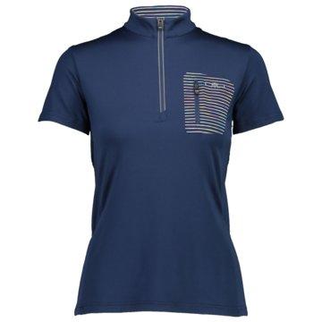 CMP T-ShirtsWOMAN FREE BIKE T-SHIRT - 3C89456T blau