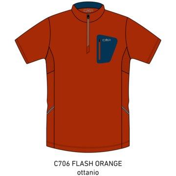 CMP T-ShirtsMAN FREEBIKE T-SHIRT - 3C89757T orange