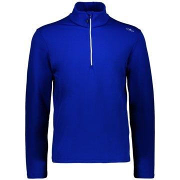 CMP RollkragenpulloverMAN SWEAT - 3G10747 blau