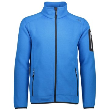 CMP SweatjackenMAN JACKET - 3H60747N blau
