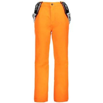 CMP SchneehosenKID SALOPETTE - 3W15994 orange