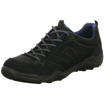 Eccolet Outdoor Schuh schwarz