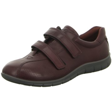 Ecco Komfort Slipper rot