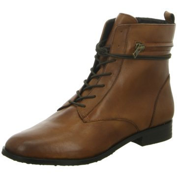 SPM Shoes & Boots StiefeletteMontblanc Lace Boot braun