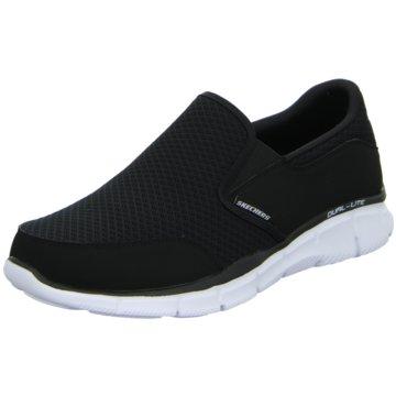Skechers SlipperSneaker schwarz