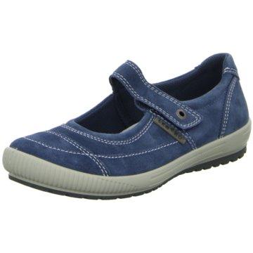 Legero Komfort SlipperTanaro blau