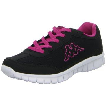 Kappa Sneaker LowRocket schwarz