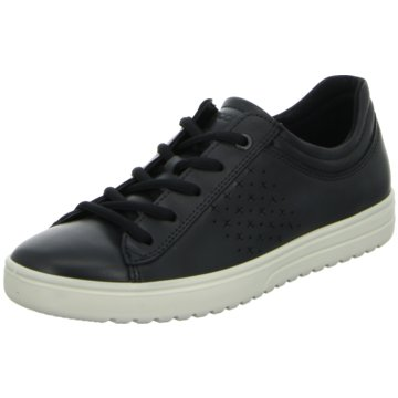 Ecco Sneaker LowFara schwarz
