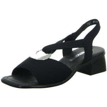 Remonte Komfort SandaleLilli - G schwarz