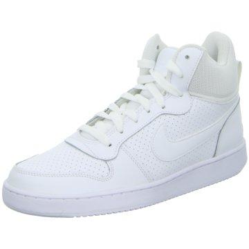 Nike Sneaker LowWMNS Court Borough M weiß