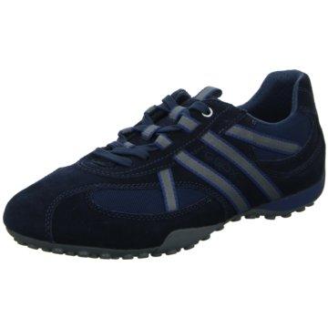 Geox Komfort Slipper blau