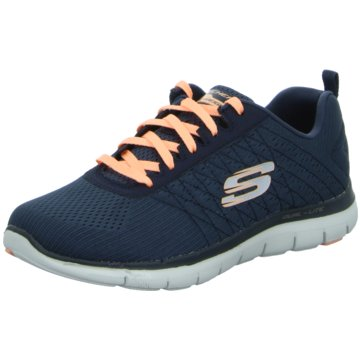 Skechers Schnürhalbschuh FLEX-APPEAL 2.0-BREAK FREE