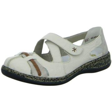 Rieker Komfort SandaleSlipper beige