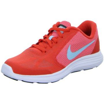 Nike Laufschuh rot