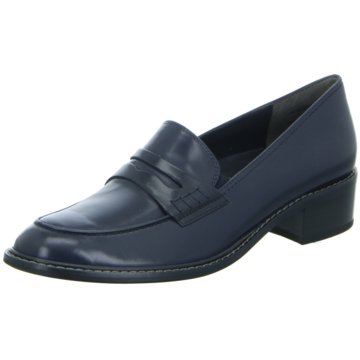Paul Green Business Slipper blau