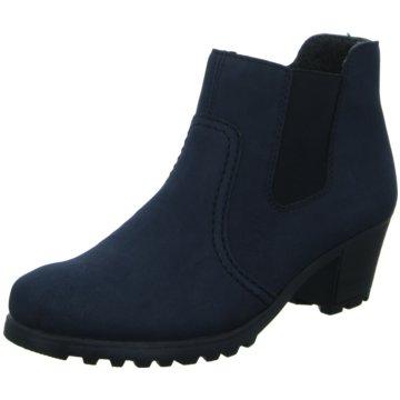 Rieker Chelsea Boot blau