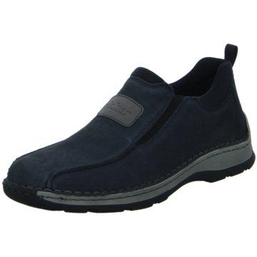 Rieker Komfort SlipperSlipper blau