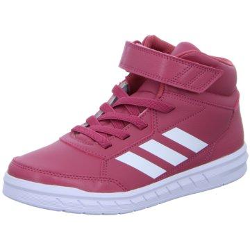 adidas Sneaker High pink