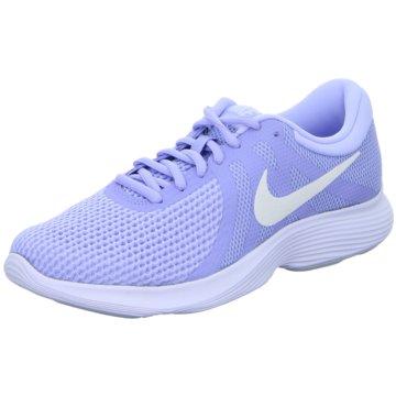 Nike Sneaker Sports lila