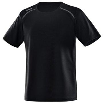 Jako T-Shirts schwarz