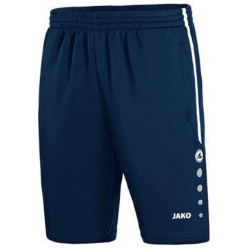 Jako kurze Sporthosen blau