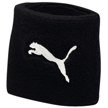 Puma Schweißbänder schwarz