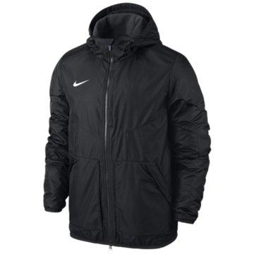 Nike Übergangsjacken schwarz
