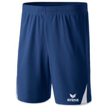 Erima kurze Sporthosen blau