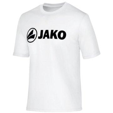 Jako T-Shirts weiß