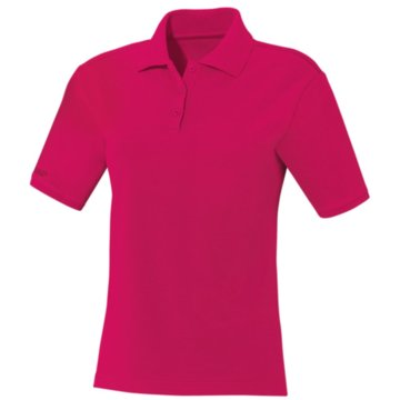 Jako PoloshirtsPOLO TEAM - 6333D pink