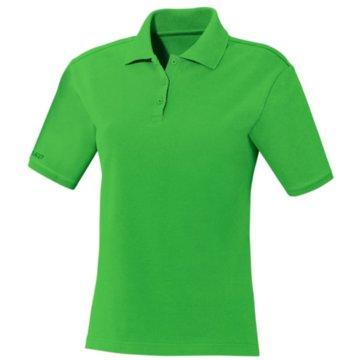 Jako Poloshirts grün