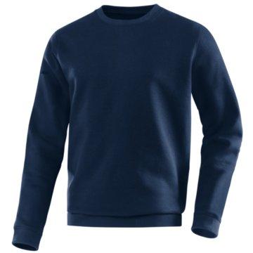 Jako Langarmshirt blau